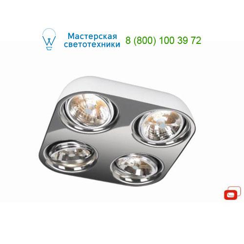 57134/31/LI Lirio Doloq 4x35W White накладной светильник