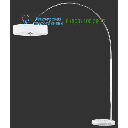 421100301 Trio Series 4211 Floor Lamp Chrome напольный светильник