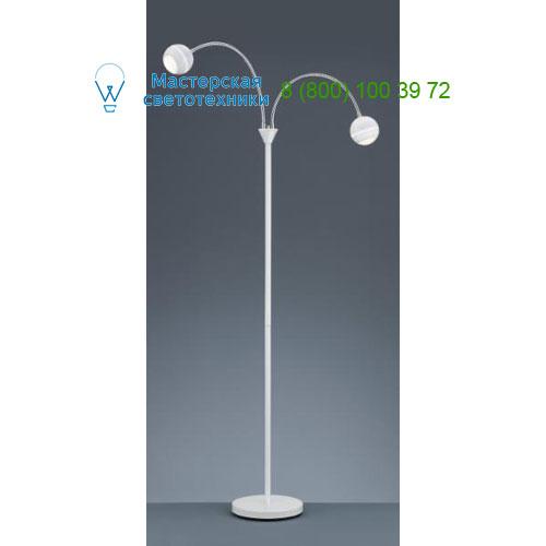 428210201 Trio Series 8282 Floor Lamp White торшер