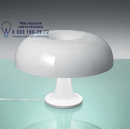 Artemide 0039060A настольная лампа NESSINO белый