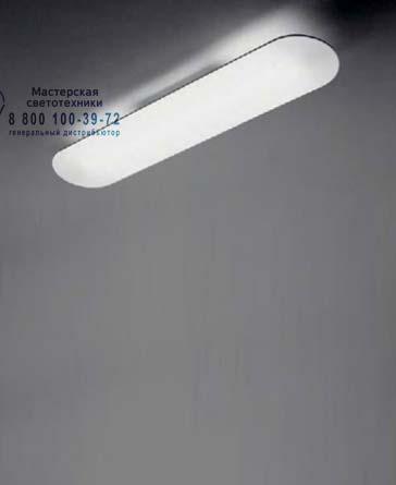 FLOAT SOFFITTO lineare бело-серый, потолочный светильник Artemide 0338010A