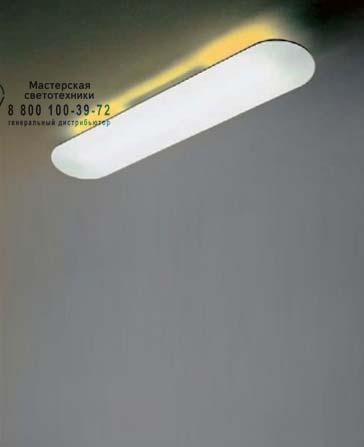 FLOAT SOFFITTO lineare тёмно-жёлтый фильтр, потолочный светильник Artemide 0338010A 0369060A