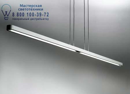 TALO SOSP. due in linea 54W серый без диммера, подвесной светильник Artemide 0600020A