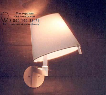 Artemide 0720020A MELAMPO PARETE бронза