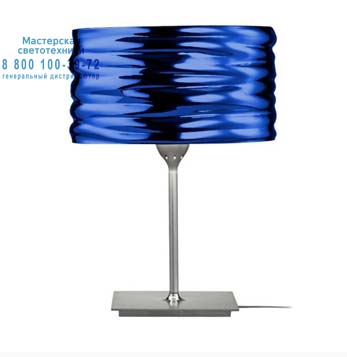 Artemide 0925010A 0938030A AQUA CIL TAVOLO синий металлик