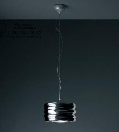 0927010A 0938030A Artemide AQUA CIL SOSPENSIONE синий металлик