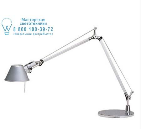 TOLOMEO черный люм. лампа, настольная лампа Artemide 1029030A A005330