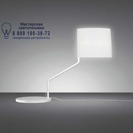 MONROE + база белый прозрачный, настольная лампа Artemide 1159010A 1158010A