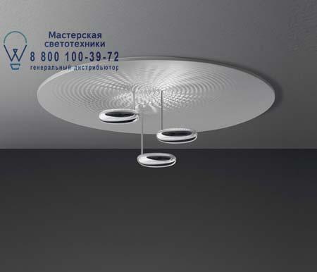 DROPLET SOFFITTO LED хром, потолочный светильник Artemide 1474010A