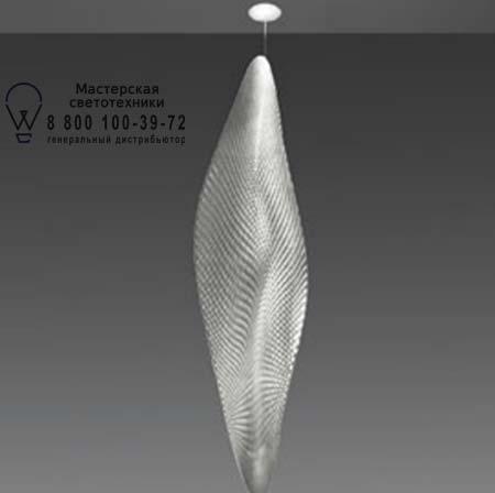 Artemide 1506010A потолочный светильник COSMIC LEAF SOFFITTO галоген прозрачный