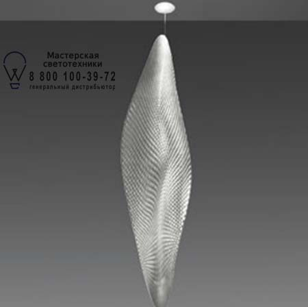 Artemide 1507010A бра COSMIC LEAF SOFFITTO металлогалоген прозрачный