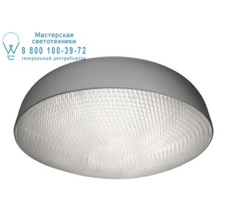 Artemide 1657010A потолочный светильник SPILLI SOFFITTO белый глянцевый