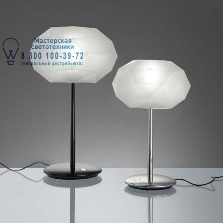 SOFFIONE STELO TAVOLO 45 хром, настольная лампа Artemide 1670110A