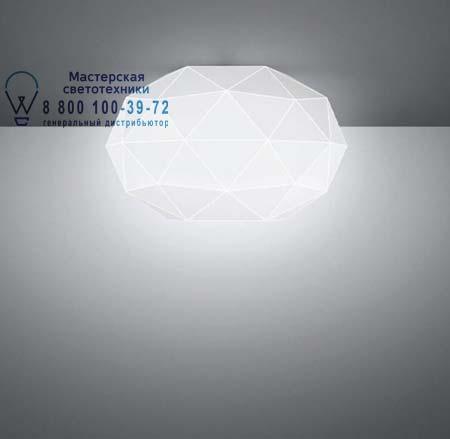 1678120A Artemide SOFFIONE PARETE/SOFFITTO 45 галоген белый