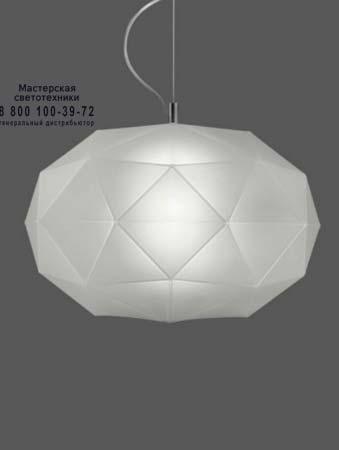 Artemide 1685120A подвесной светильник SOFFIONE SOSPENSIONE 45 люмин. белый