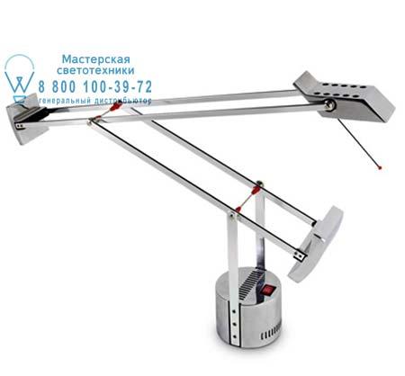 TIZIO 35 серый, настольная лампа Artemide A005020