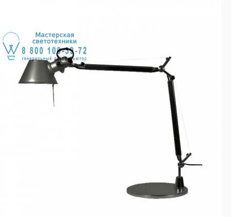 Artemide A005920 A008620 настольная лампа TOLOMEO MINI галогенная, база - белый