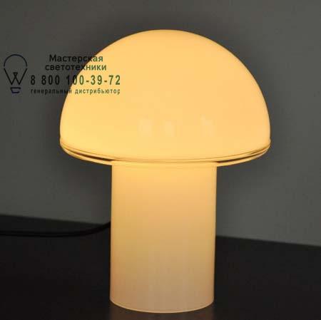 ONFALE TAVOLO средний белый матовый светильник, настольная лампа Artemide A006500