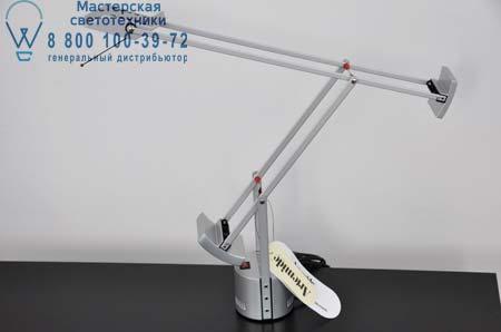 TIZIO MICRO белый матовый, настольная лампа Artemide A008130