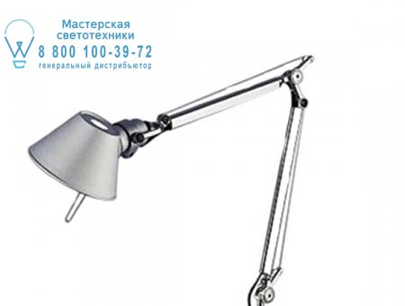 A010930 Artemide TOLOMEO MICRO арматура: черная