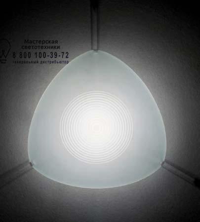 Artemide A049200 UTOPIA PARETE/SOFFITTO 42 белый прозрачный