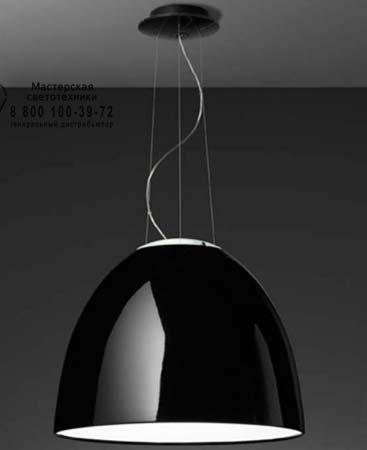 Artemide A242110 NUR GLOSS HALO глянцевый черный