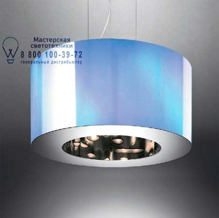 Artemide A246100 подвесной светильник TIAN XIA 500 LED Metamorfosi 3 зеркальный