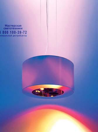 Artemide A247100 подвесной светильник TIAN XIA Metamorfosi 3 синхронизированный без пульта зерка