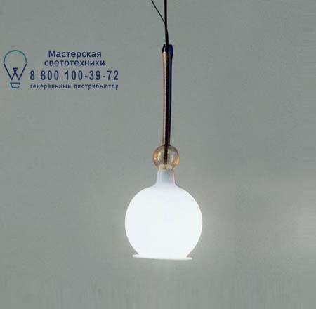 Artemide C141330 подвесной светильник FENICE 8 белый с трансформатором