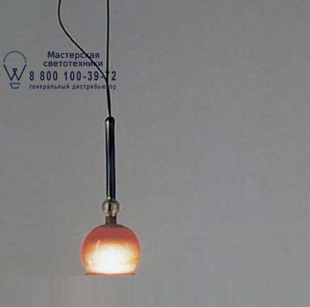 Artemide C142840 подвесной светильник FENICE 15 оранжевый