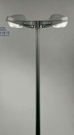FELSINA 2 c прямым излучением HSE(E40)100W, высота 3м, уличный светильник Artemide T000500 T0005
