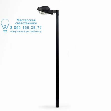 FELSINA c прямым излучением HIE(E27)70W, высота 3м, уличный светильник Artemide T002800 T001500