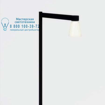 TIMPONE консольный 70W E27, крепление 120 см, уличный светильник Artemide T019400 T016600 T01560