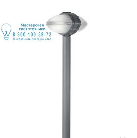 T052490 T052590 Artemide ALCESTI TERRA серый, высота столба 130 см