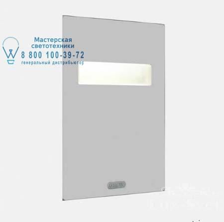 NUDA INCASSO белый с коробом, уличный светильник Artemide T083500 T083400