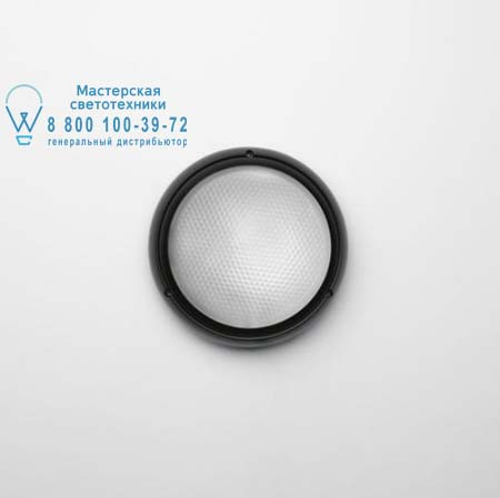 PANTAREI 190 OUTDOOR чёрный поликорбанат, люмин.эл. балласт, потолочная люстра Artemide T273730