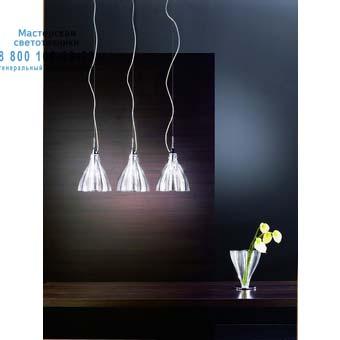 Axo Light 3 X SPBLUDECCRCRE14 подвесной светильник BLUM 3 хромированный