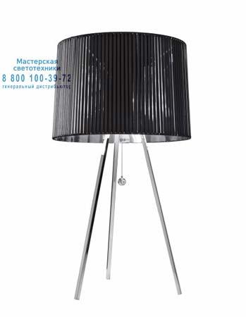 OBI 43 чёрный, настольная лампа Axo Light LTOBIXXXNECRE27