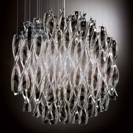 Axo Light PLAURA60NECRE27 потолочный светильник AURA 60 чёрный