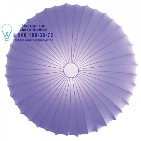 MUSE 80 фиолетовый, бра Axo Light PLMUSE80VIXXE27