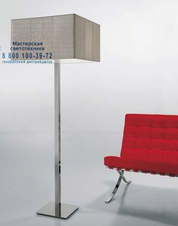Clavius 60 x 60 табачный цвет, потолочный светильник Axo Light PTCLAV60TACRE27