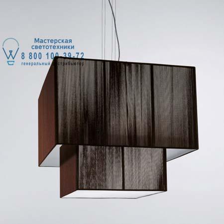 Clavius 60 40 табачный цвет, подвесной светильник Axo Light SPCL6040BCCRE27