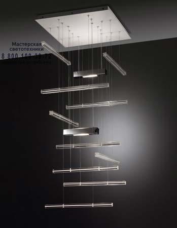 EXPLO белый, подвесной светильник Axo Light SPEXPQ10BCBCR7S