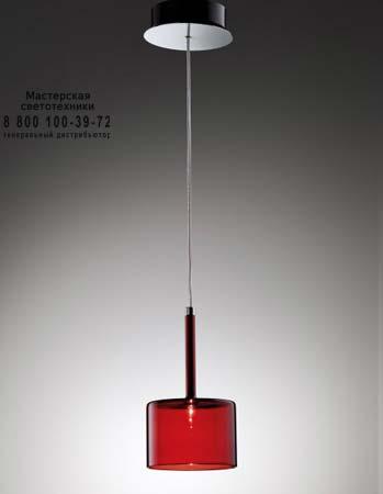 Axo Light SPSPILLGRSCR12V подвесной светильник Spillray G красный