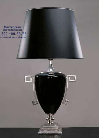 Badari A1-105/1 черный кристалл A1-105/1