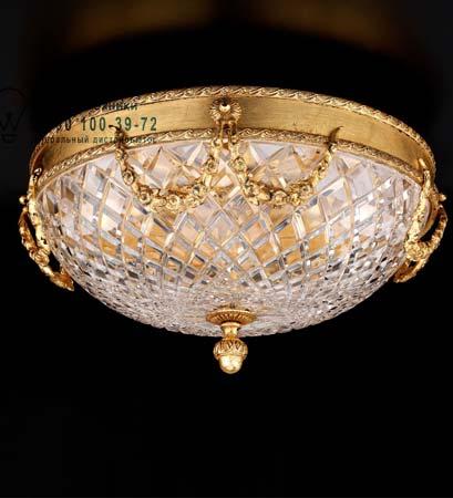 Badari A5-510/PL потолочная люстра A5-510/PL золотой