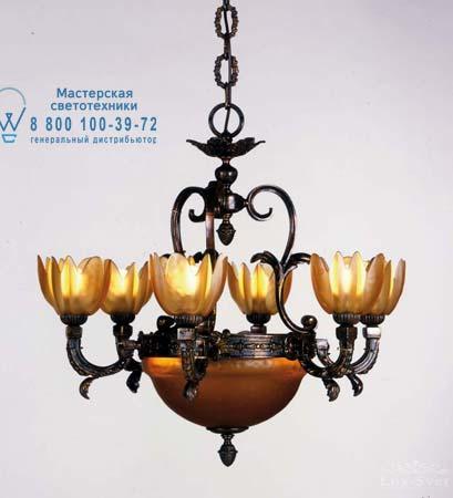 Badari A5-601/6+2 коричнево-медный желтый A5-601/6+2