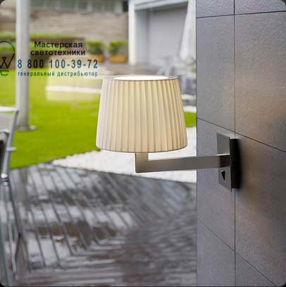 LEXA 1320505 Матовый никель, бра Bover 1320505
