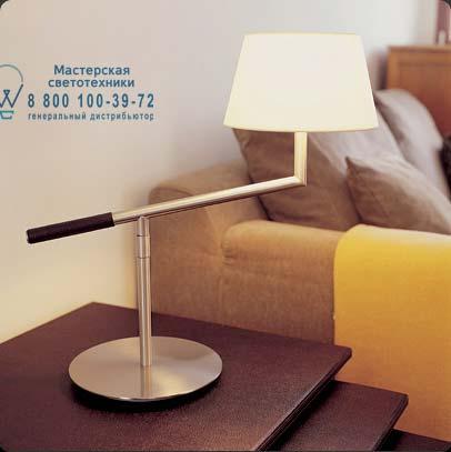 Bover 1924105 настольная лампа OLIVIA 1924105 Матовый никель
