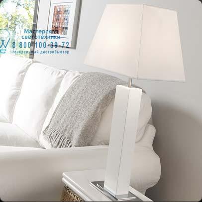 TAU MADERA 2123901 Никель-белый, настольная лампа Bover 2123901